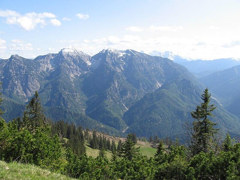 22.6 Alpi del Chiemgau