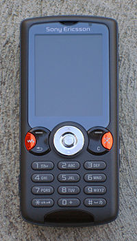 Image illustrative de l'article Sony Ericsson W810i