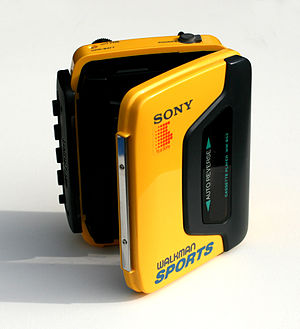 Sony Walkman Sports