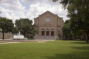 South Main Baptist Church - Image: South Main Baptist Church 01 Main Building Front View