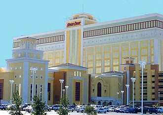 South Point Hotel, Casino & Spa - Image: Southcoastcasinovega s