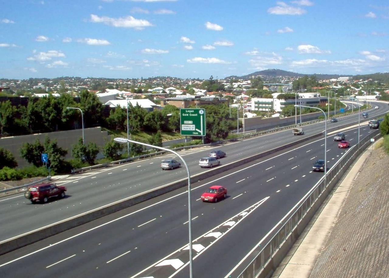 Sydney Road Exit Off Western Ring Road