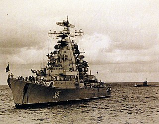 Soviet cruiser <i>Vladivostok</i> (1966)