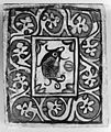 Spanish - Ceiling Tile with Dolphin - Walters 48210611.jpg