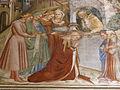 Spinello aretino, battesimo di s. caterina 02.JPG