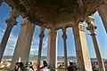 Split katedrála sv. Domnia na věži.jpg