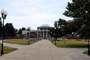 Springdale, Arkansas - Springdale High School