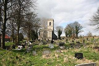 St Johns Church, Throapham Church in South Yorkshire, England