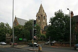 St Andrews Church, Nottingham Church