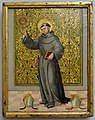 St. Bernardino of Siena by unknown Spanish master - Statens Museum for Kunst - DSC08177.JPG