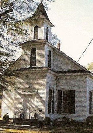 National Register of Historic Places listings in Martin County, North Carolina - Image: St. James Place Museum
