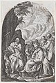 St. Jerome Instructing his Disciples in the Desert, from Les Eglises Jubilaires (The Paintings of Rome, The Churches Jubilee), plate 11 MET DP875703.jpg