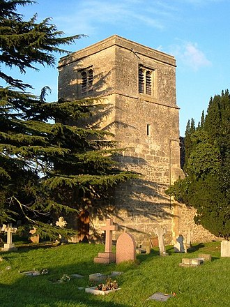 South Hinksey - Image: St. Lawrence's Church, South Hinksey geograph.org.uk 1411994