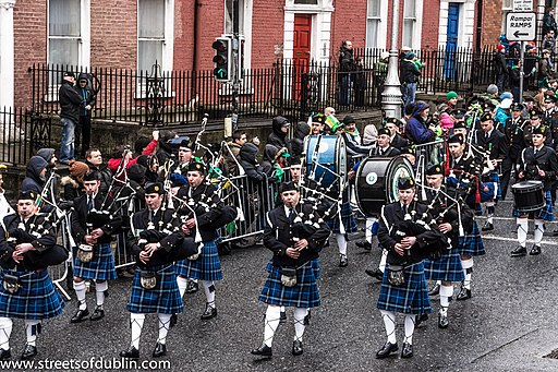 St. Patricks Day Parade (2013) In Dublin Was Excellent But The Weather And The Turnout Was Disappointing (8565108095)