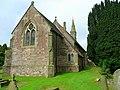 St. Swithin's church, Ganarew - geograph.org.uk - 1397847.jpg