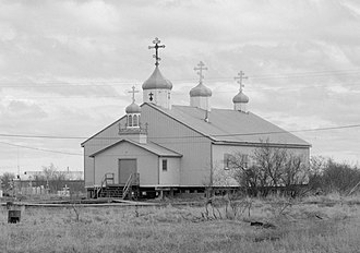 National Register of Historic Places listings in Bethel Census Area, Alaska - Image: St Jacobs Church