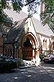 St Andrew, Hillingdon Road, Uxbridge - Porch - geograph.org.uk - 1680149.jpg
