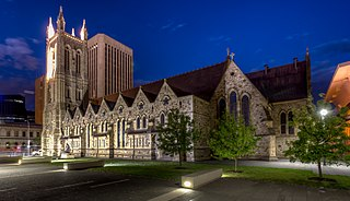 St Francis Xaviers Cathedral, Adelaide