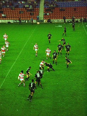 St Helens R.F.C. - Saints defeat Wigan in the 2000 Super League Grand Final