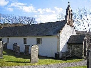 Ulpha village in the United Kingdom
