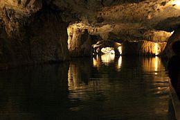 Lago sotterraneo San Leonardo