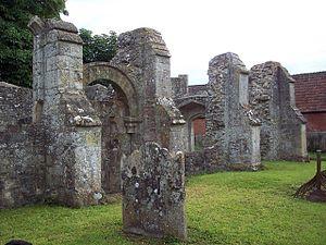 Sutton Veny - Image: St Leonards Sutton Veny