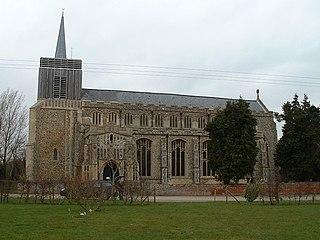 Bildeston a village located in Babergh, United Kingdom