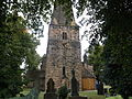 St Michael's Church, Breaston (tower, 5).JPG
