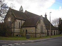 St Peter's Church, West Green, Crawley 01.JPG