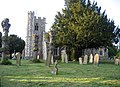 St Peter's church, Wrestlingworth, Beds - geograph.org.uk - 171184.jpg