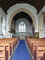 St Peter, Holwell, Herts - East end - geograph.org.uk - 471800.jpg