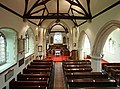 St Peter, Old Woking, Surrey - East end from gallery - geograph.org.uk - 1277442.jpg