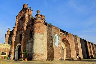 Church in Ilocos Sur, Philippines