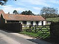 Stables and paddocks - geograph.org.uk - 1215396.jpg