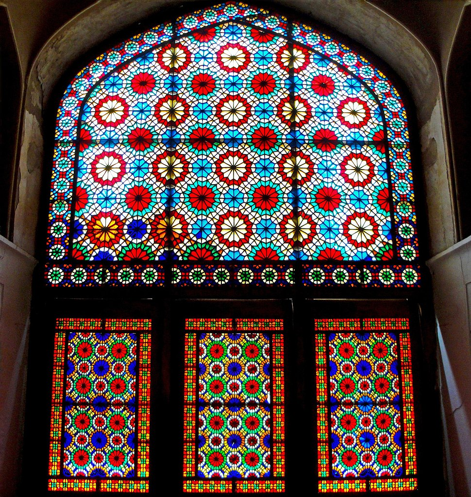 Stained glass Photo From Sahand Ace.