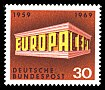 Stamps of Germany (BRD) 1969, MiNr 584.jpg