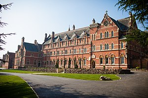 Stanbrook Abbey - Former Stanbrook Abbey building in Worcestershire