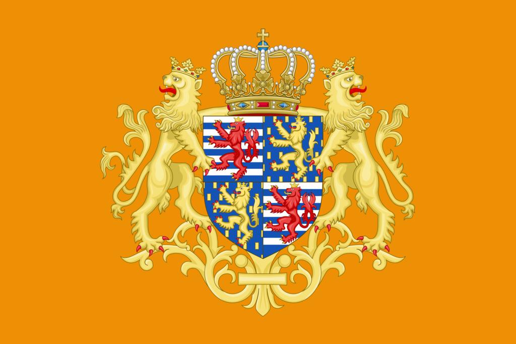 Королевские штандарты. Часть 1