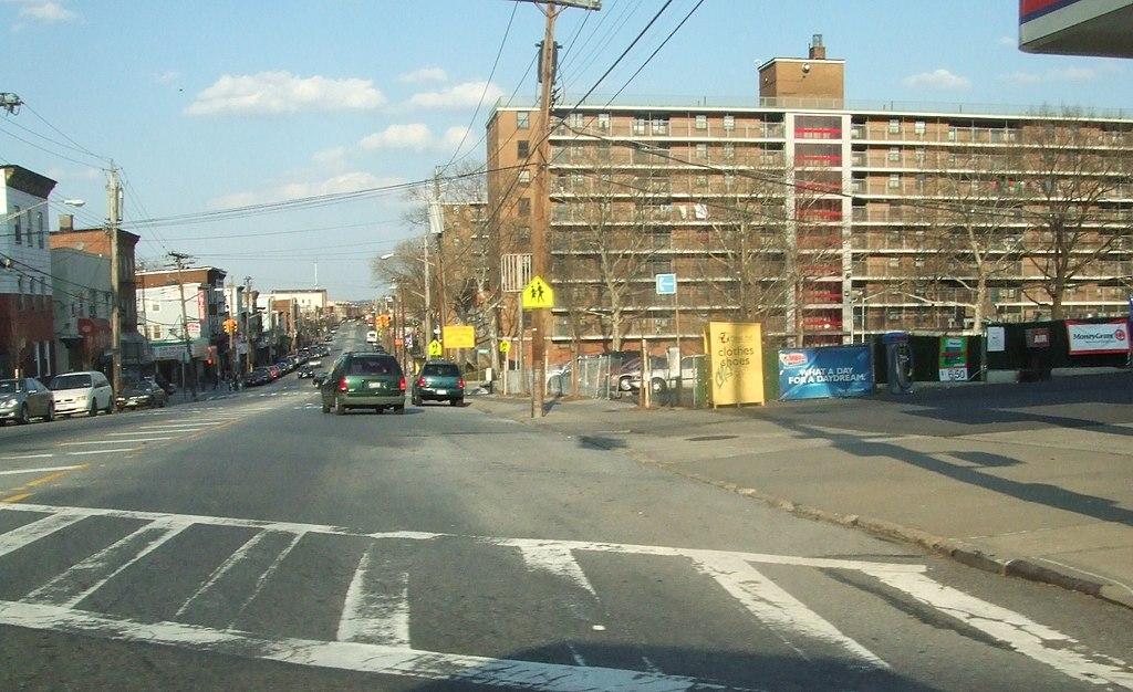 Stapleton Houses Staten Island