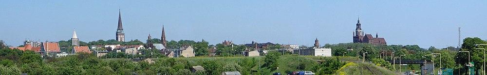 Panorama Stargardu