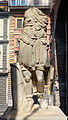 Statua loricata stante dal foro di cesare, III secolo dc.JPG