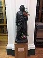 Statue of Carl Linnaeus at the Linnean Society of London.jpg