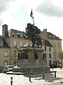 Statue of Guillaume le Conquérant in Falaise 1.JPG