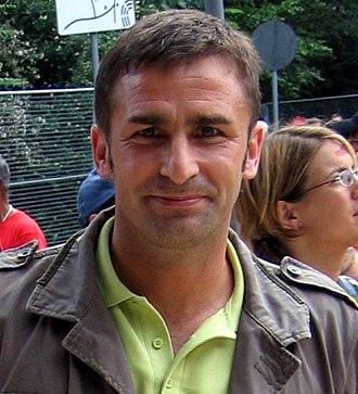 Stefan Kuntz - Kuntz in Kaiserslautern during the 2006 World Cup