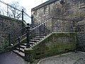 Steps in West Norton Place - geograph.org.uk - 1731044.jpg