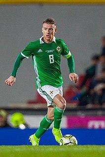 Steven Davis Northern Irish association football player