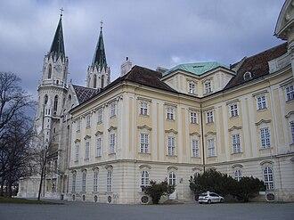 Klosterneuburg Monastery - Image: Stift Klosterneuburg 2