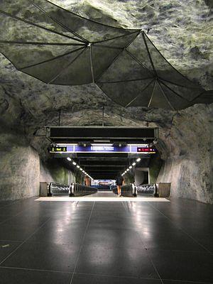 Fridhemsplan metro station