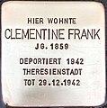 Stolperstein Clementine Frank.jpg