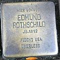 Stolperstein Delmenhorst - Edmund Rothschild (1912).jpg
